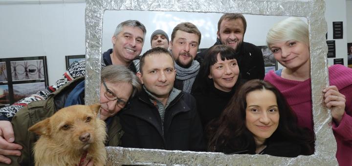 Dio ekipe Fotokluba.